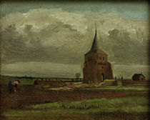 V. van Gogh, Cemetery tower at Nuenen by AKG  Images