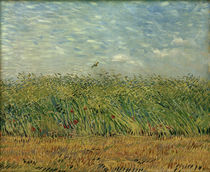 V. van Gogh, Corn field and poppies by AKG  Images