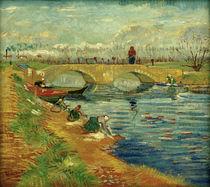 V. van Gogh, Pont de Gleize near Arles by AKG  Images