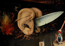 Garden of Earthly Delights / H. Bosch / Triptych c.1490 - c.1510 by AKG  Images