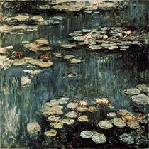 C.Monet, Seerosen von AKG  Images