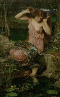 J.W.Waterhouse, Lamia / Gemälde 1909 von AKG  Images
