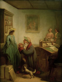 Carl Spitzweg, The Adored by AKG  Images