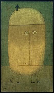 Paul Klee, Maske der Furcht / Gemälde, 1932 by AKG  Images