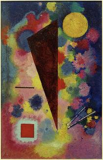 W.Kandinsky, Bunter Mitklang / Gemälde, 1928 von AKG  Images