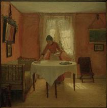 Ch. Clausen, Die rote Stube von AKG  Images