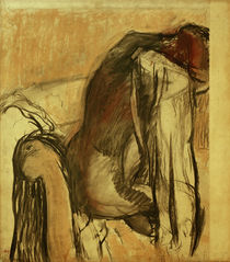 Degas / After the bath /  c. 1900/05 by AKG  Images