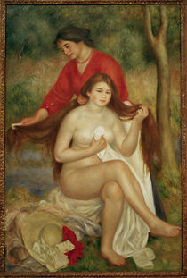 Renoir / La toilette /  c. 1900 by AKG  Images