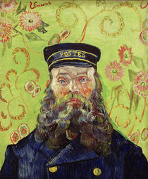 van Gogh / Joseph-Etienne Roulin / 1889 by AKG  Images