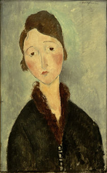 Amedeo Modigliani, Anna by AKG  Images