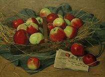 F.Vallotton, Äpfel von AKG  Images
