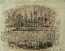 P.Mondrian, Bauernhof Geinrust von AKG  Images