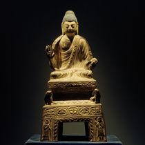 Buddha Sakyamuni / Skulptur, 473 von AKG  Images