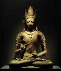 Tathagata Amoghasiddhi / Skulptur, 11. Jhdt. von AKG  Images