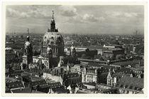 Berlin, Dom und Alte Nationalgalerie / Fotopostkarte by AKG  Images