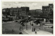 Berlin, Hallesches Tor / Fotopostkarte, um 1930 by AKG  Images