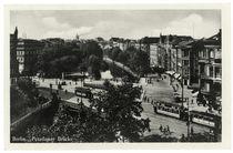 Berlin, Potsdamer Brücke und Viktoriabrücke / Fotopostkarte von AKG  Images