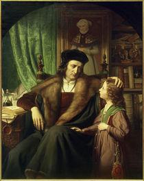 Th. Hildebrandt, Der kranke Ratsherr von AKG  Images