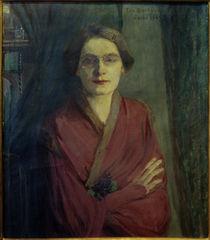 Ida Gerhardi, Selbstbildnis I 1903 by AKG  Images