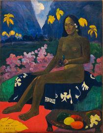 P.Gauguin, der Samen der Areoi by AKG  Images