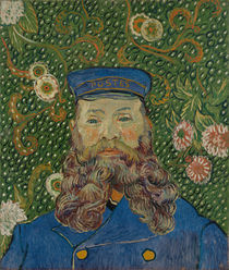 Van Gogh, Bildnis Joseph Roulin 1889 by AKG  Images