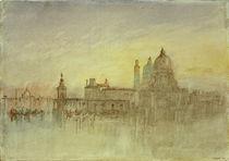 Venedig, S.Maria della Salute / Turner by AKG  Images