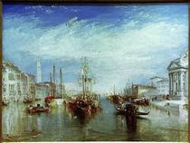 Venedig, Canal Grande / Gem. von W.Turner von AKG  Images