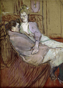 H. de Toulouse-Lautrec, Two Fruends / 1894 by AKG  Images