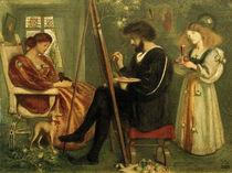 S.Solomon, Des Malers Wonne von AKG  Images