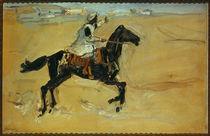 Slevogt, Araber zu Pferde/ 1914 von AKG  Images
