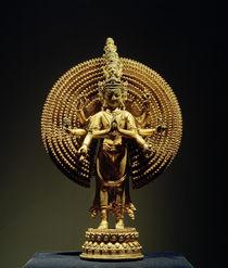 Avalokitesvara / Skulptur, 14. Jhdt. by AKG  Images