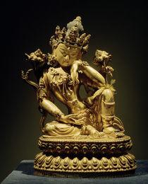 Avalokitesvara / Skulptur, 15. Jhdt. by AKG  Images