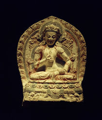 Buddha Vajrasattva / Skulptur, 15.–16. Jhdt. by AKG  Images