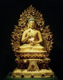 Suparikirtita-Namasri / Skulptur, 18. Jhdt. by AKG  Images