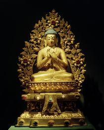 Suvarnabhadravimala-Ratnaprabhasa (?) / Skulptur, 18. Jhdt. by AKG  Images