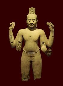 Bodhisattva Lokesvara / Khmer-Kunst by AKG  Images