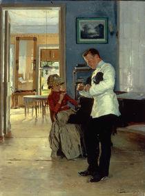 Makovski / Explanation / 1889–91 by AKG  Images