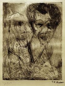 E.L.Kirchner / Self-Portrait by AKG  Images