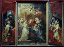 Peter Paul Rubens, Ildefonso Altar. by AKG  Images