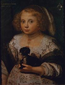 Palamedesz, Anna Contantia de Beijwegh by AKG  Images