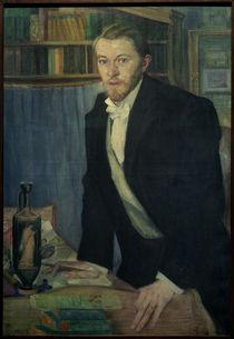 Karl Ernst Osthaus / Gem. v. Ida Gerhardi by AKG  Images