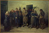W.J.Makowski, Der Verurteilte by AKG  Images
