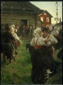 A.Zorn, Mittsommernachtstanz by AKG  Images