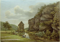 C.Morgenstern, Schneidmühle bei Eppstein (Lorsbacher Tal) by AKG  Images
