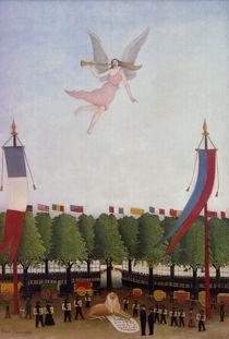 H.Rousseau, Freiheit lädt Künstler ein von AKG  Images