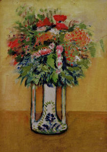 August Macke / Small Bunch of Flowers by AKG  Images