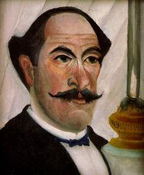 Henri Rousseau, Self-portrait 1903 by AKG  Images