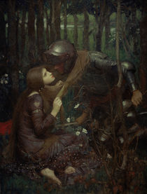 Waterhouse / La Belle Dame sans Merci by AKG  Images