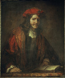 Rembrandt, Portrait of a Magistrate by AKG  Images