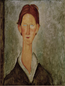 A.Modigliani, The student by AKG  Images